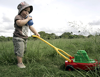 Aussie Lawn Mower Care Guide